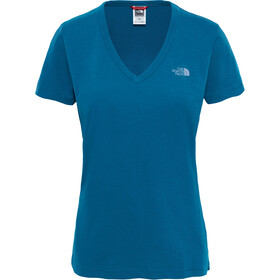 The North Face Simple Dom - T-shirt manches courtes Femme - bleu